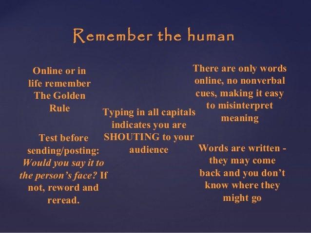 Of internet etiquette examples 10 Basic