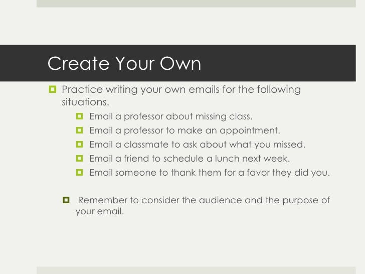 How to Email a Professor: 11 Tips from Real Professors