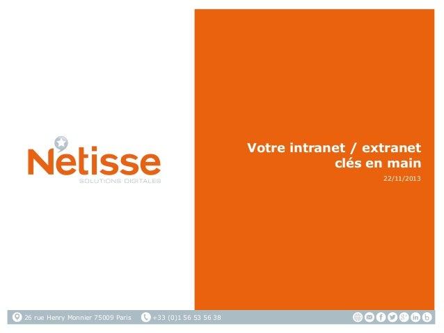 A&co - 26, rue Henry Monnier - 75009 Paris Tél. : +33 (0)1 56 53 56 00 - Fax : +33 (0)1 45 40 88 88 - info@a-co.fr SA au c...