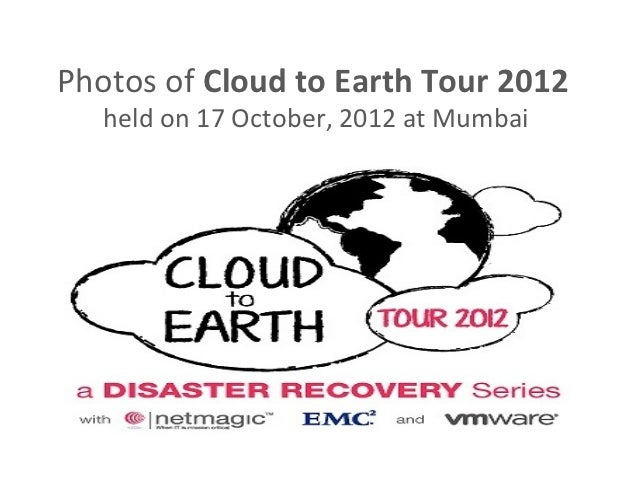 Photos of Cloud to Earth Tour 2012   held on 17 October, 2012 at Mumbai