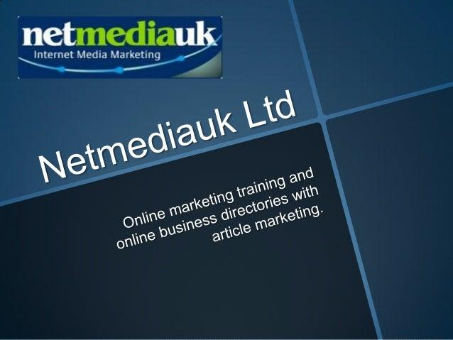 Netmedia Corporate brochure