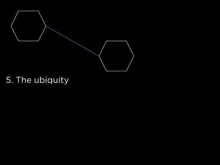 5. The ubiquity