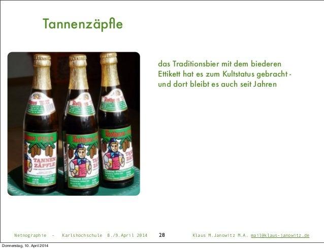 Tannenzäpfle 28 das Traditionsbier mit dem biederen Ettikett hat es zum Kultstatus gebracht - und dort bleibt es auch seit ...