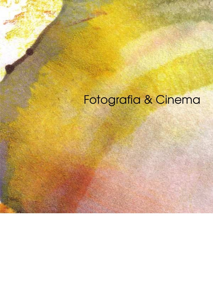 Fotografia & Cinema