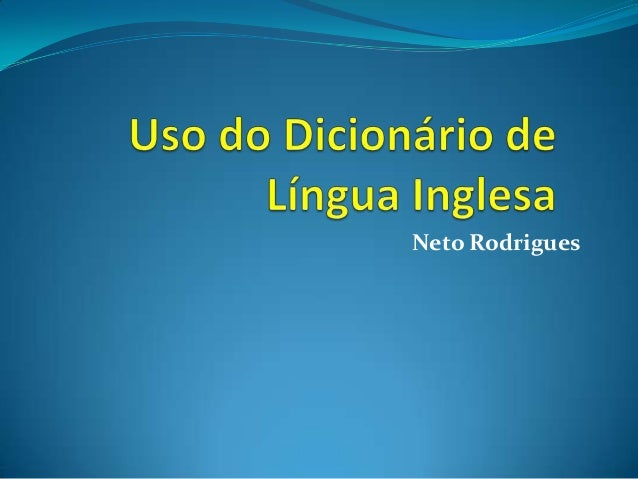 Neto Rodrigues