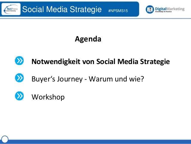 NetPress Social Media Strategie Workshop Part 1 Slide 2