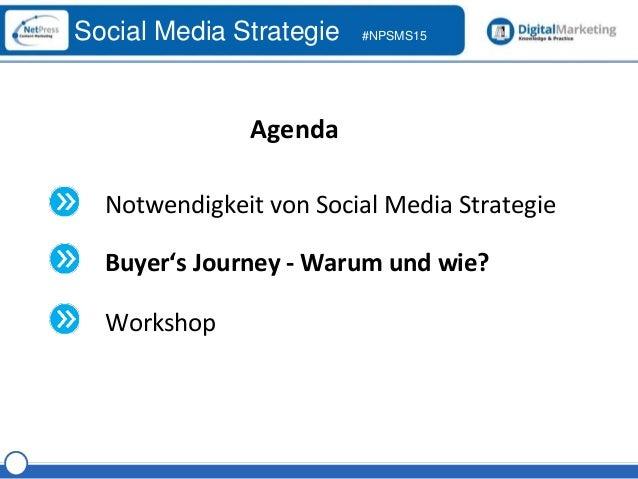 NetPress Social Media Strategie Workshop Part 2 Slide 2