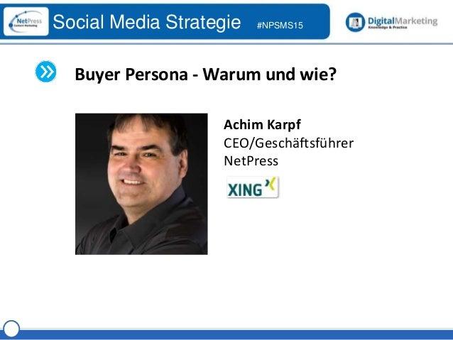 NetPress Social Media Strategie Workshop Part 2 Slide 3