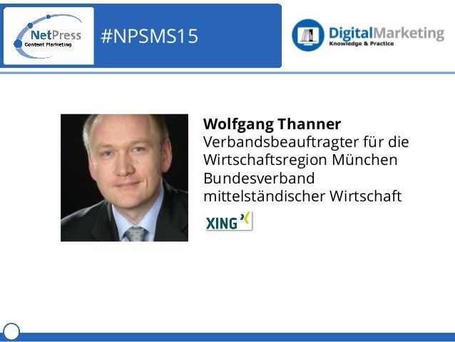 NetPress Webinar Social Media Strategie für KMUs Slide 3