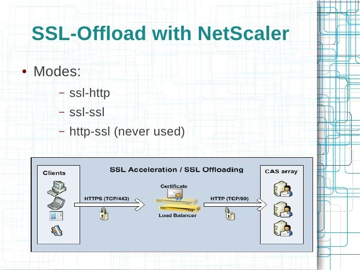 NetScaler and advanced networking in cloudstack