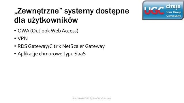 Citrix NetScaler Gateway i Azure MFA