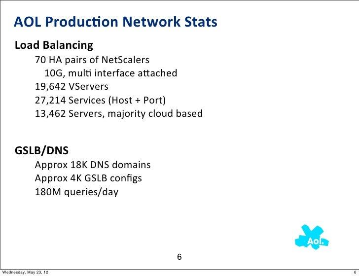 NetScaler TCP Performance Tuning