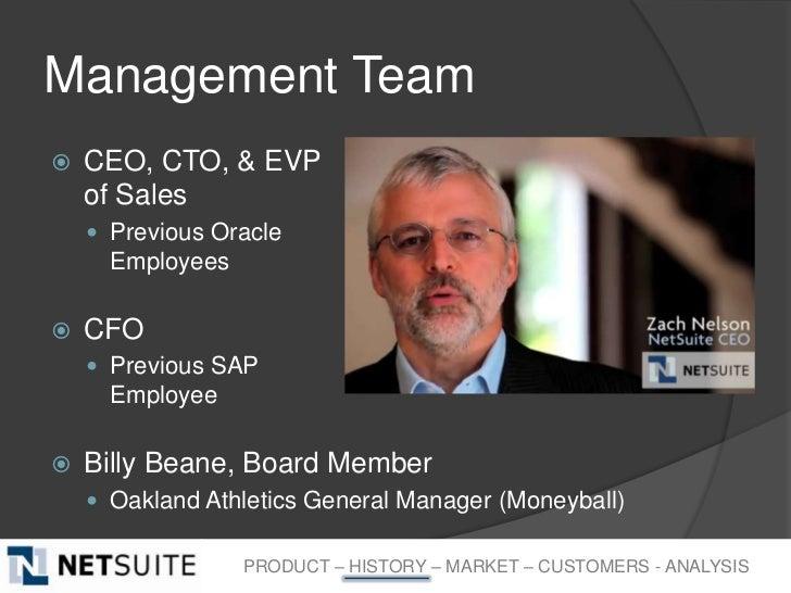 Management Team   CEO, CTO, & EVP    of Sales     Previous Oracle      Employees   CFO     Previous SAP      Employee...