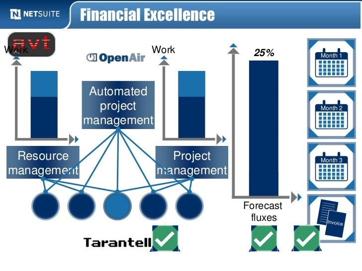 Financial ExcellenceWork                   Work              25%      Month 1              Automated               project...