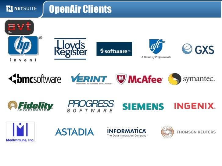 OpenAir Clients
