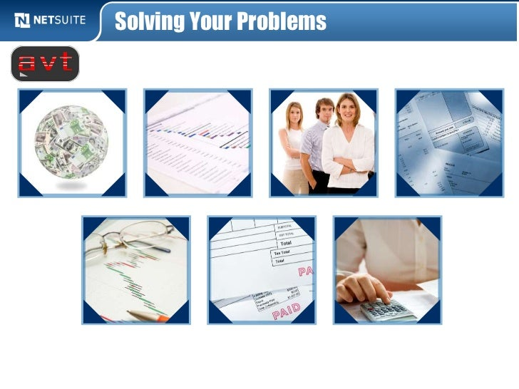 Solving Your Problems