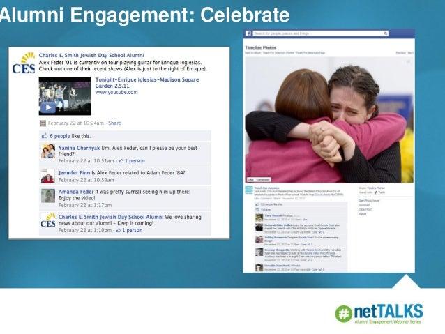 Alumni Engagement: Celebrate
