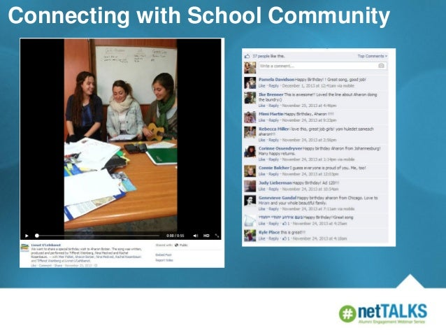 Connecting with School Community
