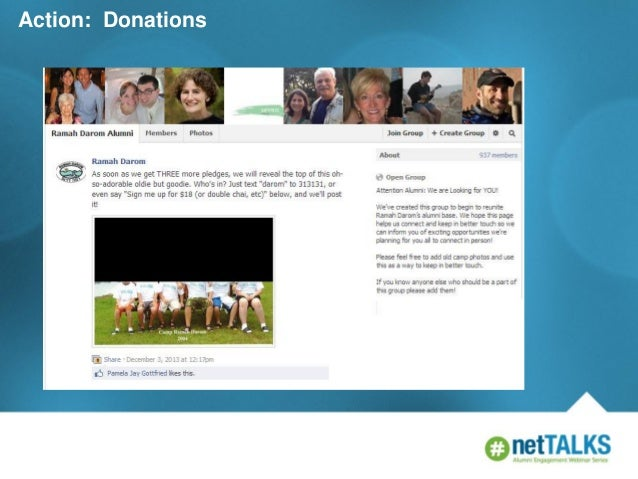Action: Donations