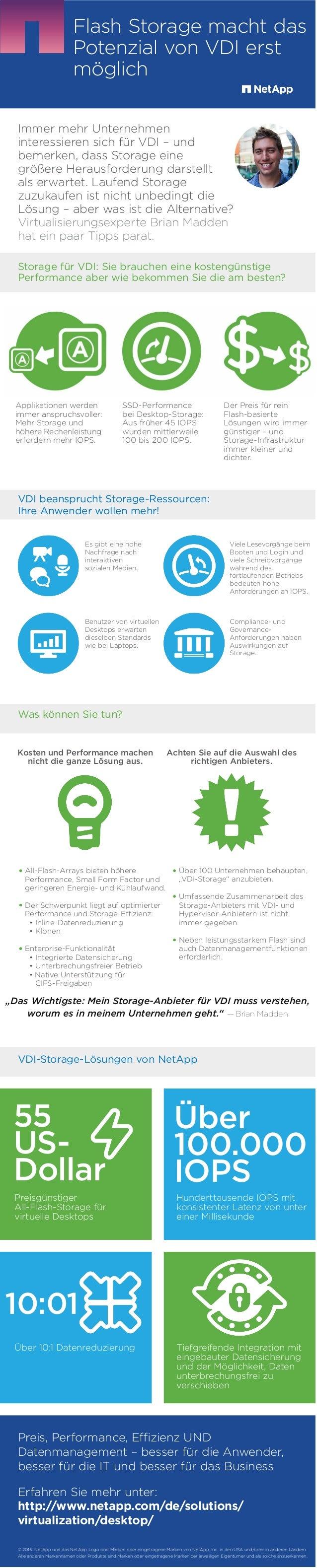 Preis, Performance, Effizienz UND Datenmanagement – besser für die Anwender, besser für die IT und besser für das Business...