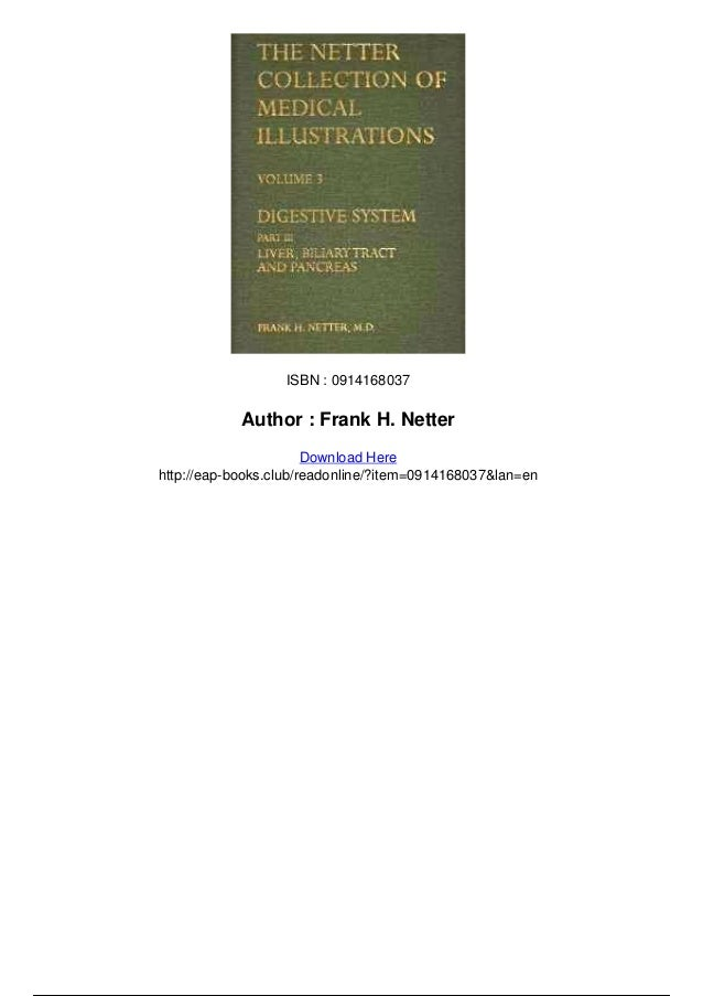 The Netter Collection Of Medical Illustrations, Frank H ...
