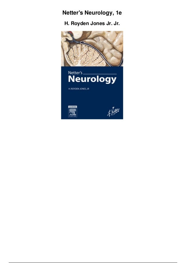 Netter Neurology Pdf