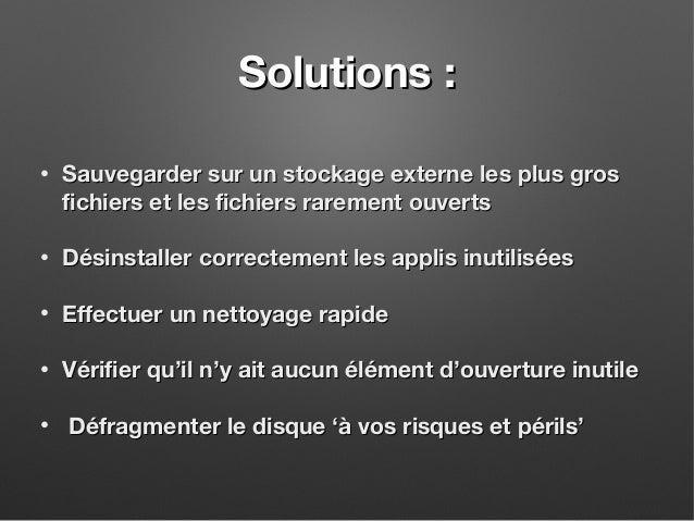 Comment Nettoyer un Mac et Regagner de la Vitesse Slide 3