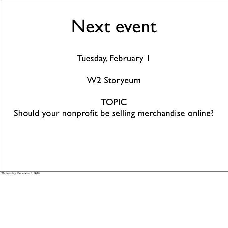 Next event                              Tuesday, February 1                                W2 Storyeum                    ...