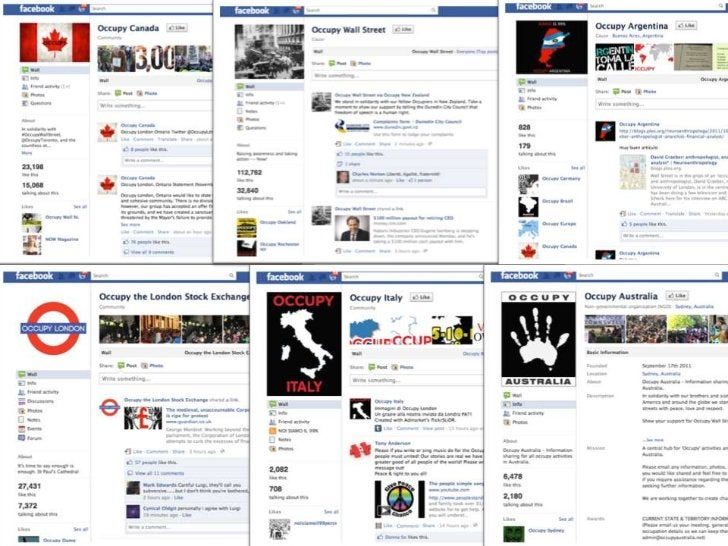 Building a Stronger Society,using Facebook Activism Participation in Government