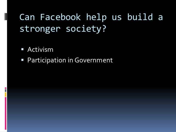 Idealware 2011 Facebook Survey500 non-profits' view on benefits of their Facebook presence