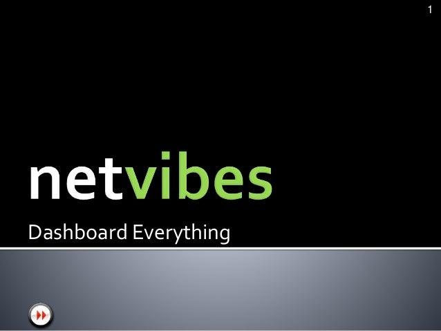 Dashboard Everything  1
