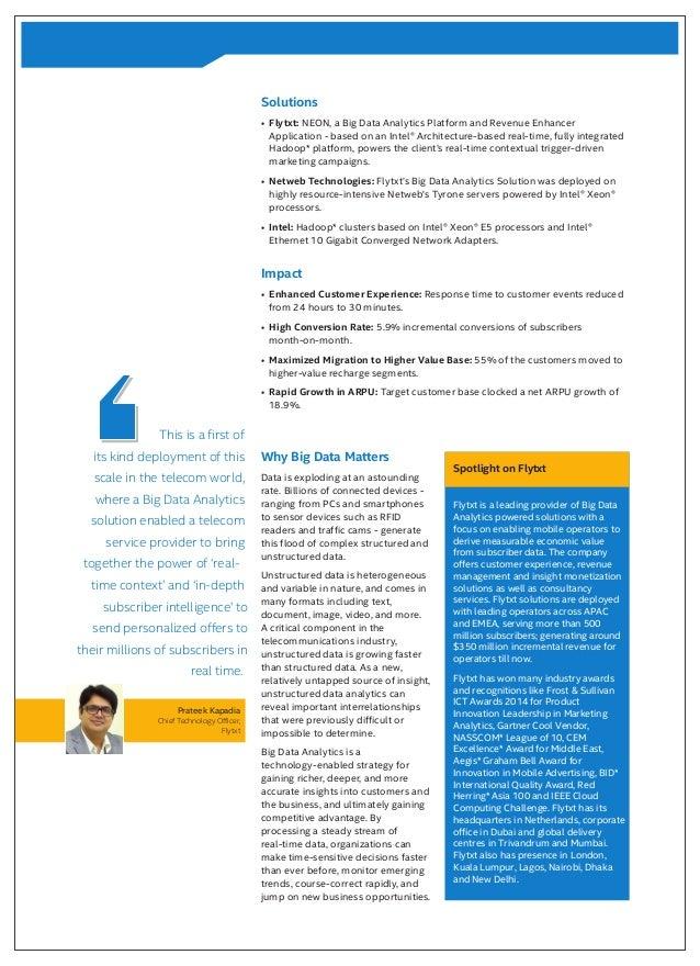Netweb flytxt-big-data-case-study