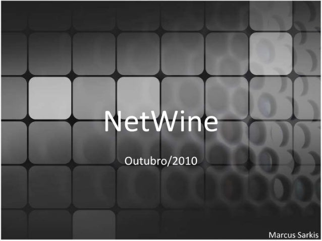 NetWine Comercial
