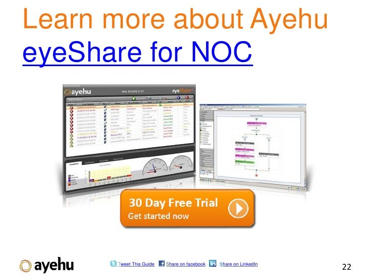 Learn more about AyehueyeShare for NOC      Tweet This Guide   Share on facebook   Share on LinkedIn                      ...