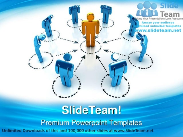 Network Business Power Point Templates Themes And
