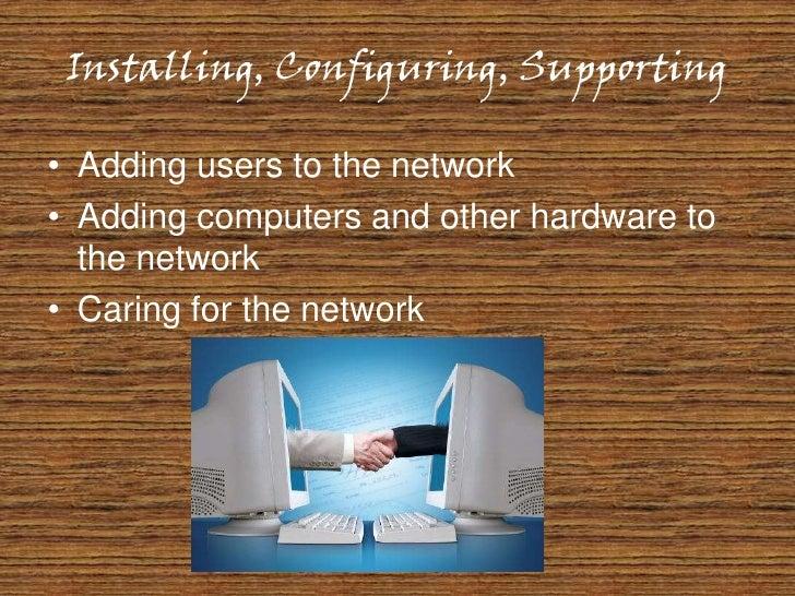 systems administrator job description
