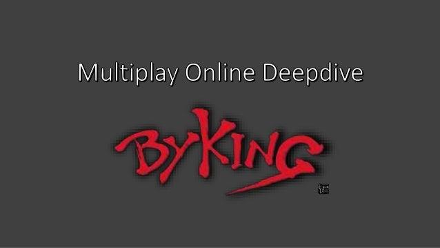バイキングとスピーカーについて • http://byking.jp/ • 対戦型のマルチプレイアクションタイプのゲームが得意 • 近年はUE4を採用することが多いです • 本日のスピーカー • 株式会社バイキング CTO 鈴木孝司 • レンダ...