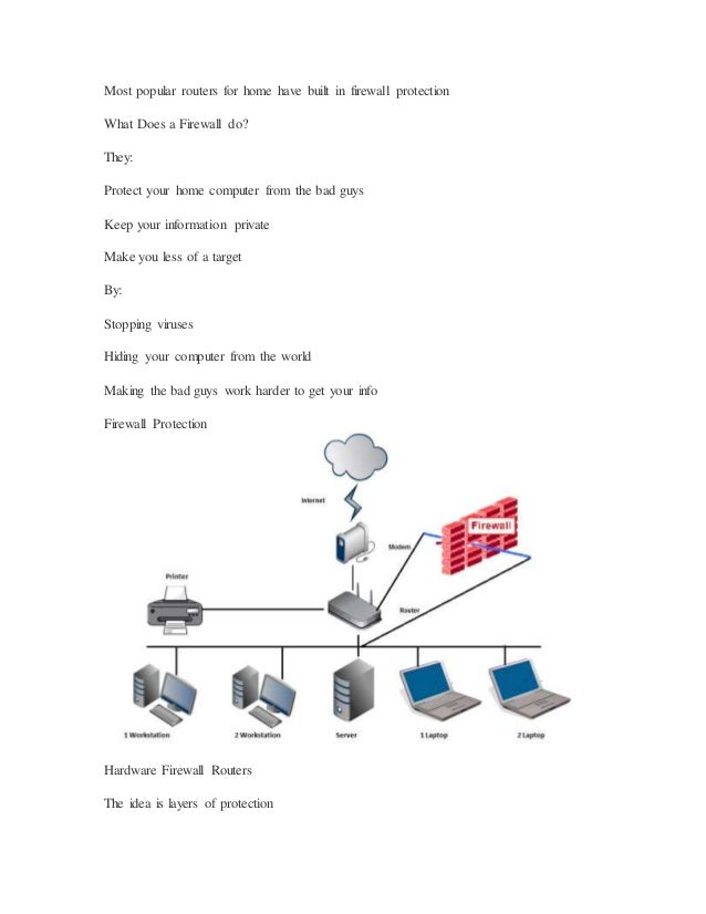 A Small Business Network Design