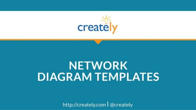 Network Diagram Templates By Creately