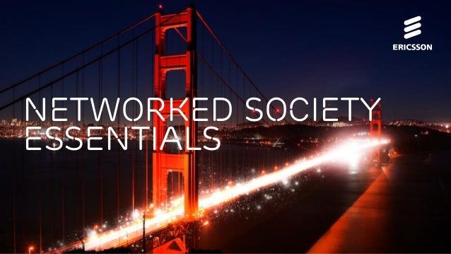 NETWORKED SOCIETYESSENTIALS