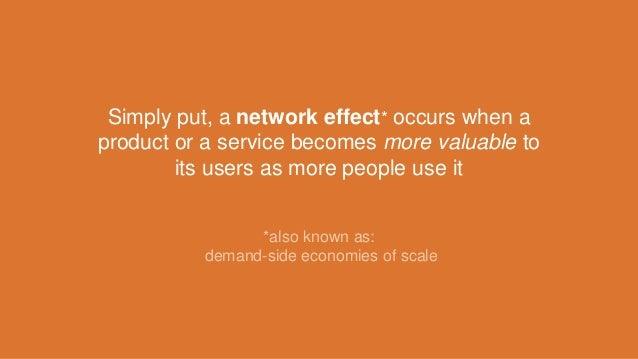 Network Effects Slide 3