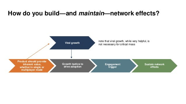How Do You Build And Maintain Network