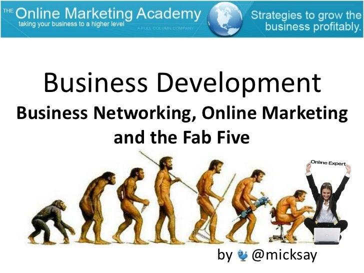 Social Networking Kent202 Presentation