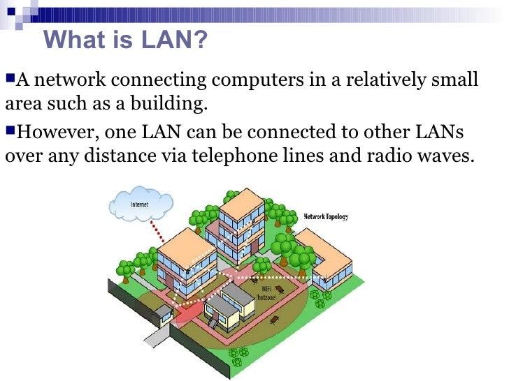 what is lan