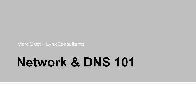 Marc Cluet – Lynx Consultants
