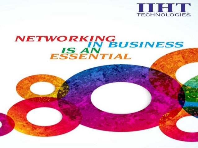 Most entrepreneurs realise that networking is an important aspect of Business. Many have a misconception, however, the mar...