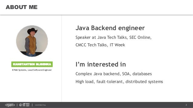 Networking in Java with NIO and Netty Slide 2
