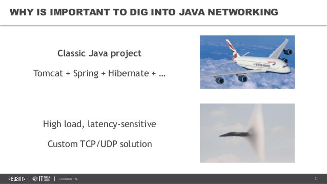 Networking in Java with NIO and Netty Slide 3