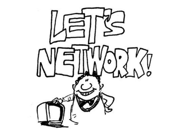 Networking & Partnership Slide 3