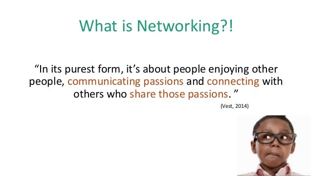 Hello My Name is Awkward; How to Network (Successfully) Slide 3